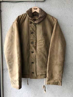 US.Navy N-1 Deck Jacket - TideMark(タイドマーク) Vintage&ImportClothing