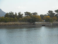 詰田川河口の石積 - ShopMasterのひとりごと