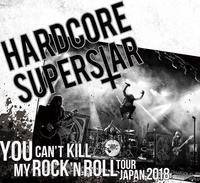 Hardcore Superstar来日公演レポ - 2018年11月29日 - 帰ってきた、モンクアル?
