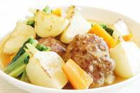 かぶと佐賀牛 肉団子のポトフレシピ - 料理研究家 島本 薫の日常