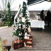 クリスマスマーケット一日目♡ - cache-cache~成田市ハンドメイドマーケット&オープンガーデン~