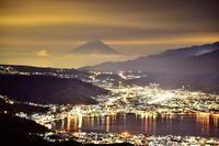 高ボッチ高原 - 富士山に夢中