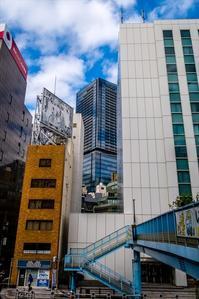 歩道橋にて - TW Photoblog