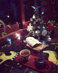 *12月の試飲会的茶会 〜 - salon de thé okashinaohana 可笑的花