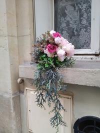 11月のフラワーレッスン生徒さまの作品 - Très joliのstudio