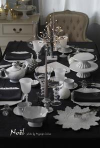 11月のテーブル - フランス菓子教室 Paysage Calme