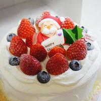 クリスマスケーキのご注文承ります♪ - 『小さなお菓子屋さん Keimin 』の焼き焼き毎日