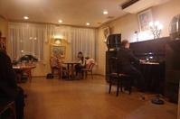 11月24日のアランフェス・カフェ・コンサートの模様2 - ピアノ日誌「音の葉、言の葉。」(おとのは、ことのは。)