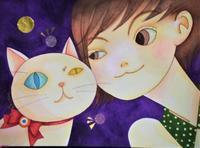 月夜☆猫と私 - ギャラリー I