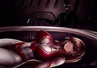 眠りレイナ - Wing of Red   NSFW イラスト