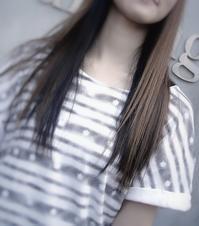 髪に優しい美容室ロングの陰影 - 空便り 髪にやさしいヘアサロン 髪にやさしいヘアカラー くせ毛を愛せる唯一のサロン