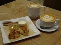 FEBRUARY CAFEさんでスコーンセット - *のんびりLife*