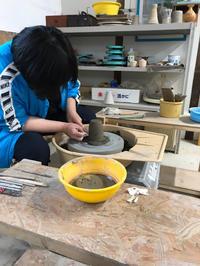 削り納め - 陶工房スタジオ ル・ポット