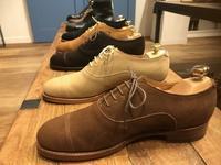 本日12月9日(日)荒井弘史入店日です - Shoe Care & Shoe Order 「FANS.浅草本店」M.Mowbray Shop