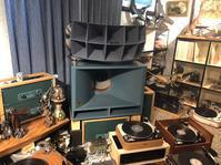 Nさん宅、ALTEC hornのver.up - Lo-Fi Audio