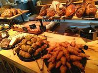 MORETHANのランチビュッフェに再々訪 - パンによるパンのための