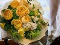 ◆お知らせ◆12月10日(月)営業時間変更です。 - ルーシュの花仕事