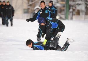 写真 - 旭川龍谷高校 ラグビーフットボール部