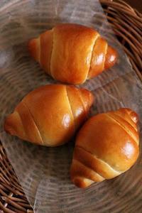 パン教室で「バターロール、ウインナーロール、ツナオニオン」卵について。 - Takacoco Kitchen