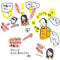 再会に喜ぶ(セミナー・5) - エコ ブログ