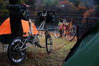 2018モールトンツーリングキャンプ--青川峡-- - 微力ではあるが無力ではない。。。