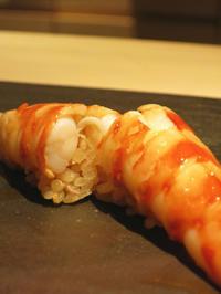 茅場町の不二桜(ふじろう)で新江戸前鮨(熟成鮨)を堪能してきました。 - あれも食べたい、これも食べたい!EX