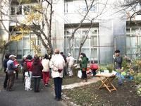2018年イヤーエンドガーデンパーティ - 駒 場 バ ラ 会 咲く 咲く 日 誌