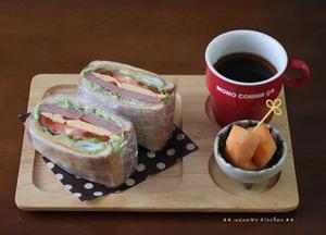 週末ぶらんち(*・∀・`) ♪ - **  mana's Kitchen **