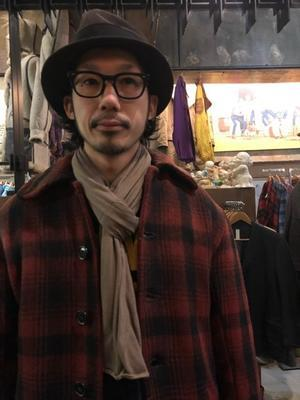 癖になる巻き心地!!(マグネッツ大阪アメ村店) - magnets vintage clothing コダワリがある大人の為に。