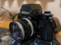 NIKON F2 Photomicのファインダーを… - 鶴梅の柚子酒はバリ旨い   ∧( 'Θ' )∧