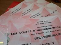 南仏の秋冬のお楽しみ♪オペラ・バレエ・クラシック - 南仏、青い空の下で暮らす