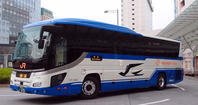 ジェイアール東海バス QPG-RU1ESBA - 研究所第二車庫