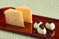 江戸ご飯家主貞良卵と小豆餅卵 - ヒグラシの日記  (あぁ、しあわせな日々)