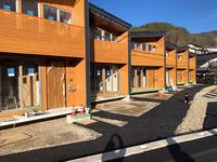 南相木村営和田住宅の見学会 - 安曇野建築日誌
