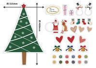 クリスマスの飾り付け♪ - everyday happy*だいありぃ*