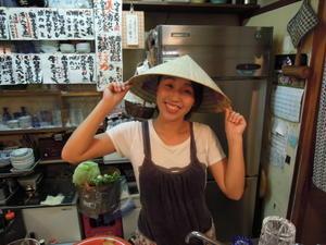 ちゃんこ琴乃富士開店前に遊ぶ!!! - 神楽坂 ちゃんこ料理 琴乃富士 美人女将の独り言