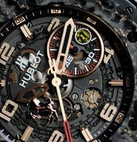 腕時計ケースHUBLOTのだけある18K王金で製造して - 送料無料chanelseスーパーコピーブランド時計N級