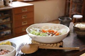 あったかいお鍋でお昼ごはん - キラキラのある日々