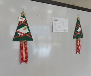 下仁田町こども学習教室クリスマスグッズ作り - N+  エヌプラス (ラッピングスクールNOKKO前橋教室)