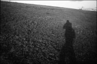 エルマー35のモノクロ夕景 - のっとこ
