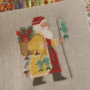 Prairie Schooler Santa 1992, 2007 - あくびノオト