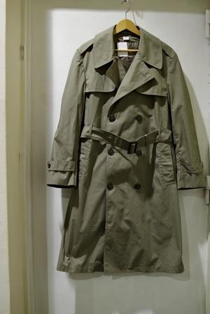 Military Trench Coat - biscco 2f  (仙台 古着屋 biscco)
