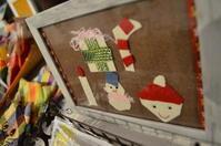 【クリスマスギフト&お正月展】開催中!! - SAORI本部の日々