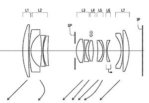 キヤノンが35ミリ判ミラーレス用の24-70ミリの特許を出願 - 徒然なるままに