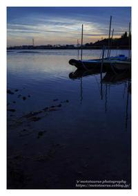 昼と夜の間 - ♉ mototaurus photography