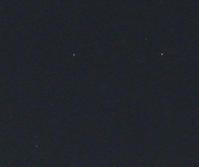 なんとか写った46Pウィルタネン彗星 - FACE's of the MOON - photos & silly things