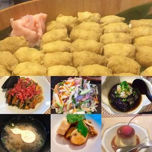 柚子茶クラスのランチはこんな感じでした~♪ - 今日も食べようキムチっ子クラブ(料理研究家 結城奈佳の韓国料理教室)