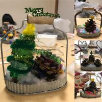 最後のクリスマス工作は… - 枚方市・八幡市 子どもの教室・すべての子どもたちの可能性を親子で感じる能力開発教室Wake(ウェイク)