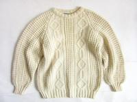 フィッシャーマンセーター、アランニット、ノルディックセーター - 札幌の古着屋 BRIDGE|ブリッジ のブログ