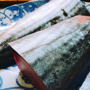 スジガツオの美味しさったら。 - グンジ家の食卓